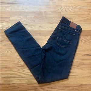 Lucky Brand Sofia Skinny Slim Jeans 10 / 30 NWT